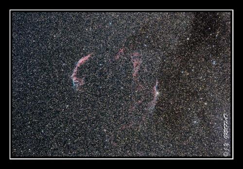 Les Dentelles du Cygne (Sh2-103 / NGC6960/NGC6992/NGC6995/IC1340)